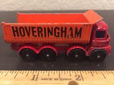 """Vintage Lesney """"Matchbox"""" No.17D Foden Tipper Hoveringham"""