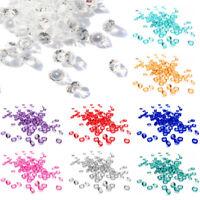 Scatter Crystals Table Confetti Decor Centrepieces Wedding Diamante Gems Stones