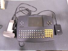 Falcon F515 Model 515-3101-000 With Psc Qs56000 Plus Barcode Scanner