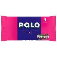 Nestle Polo Fruits 24 standard Size Rolls.