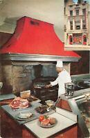 Postcard Harvey's Famous Restaurant Washington DC