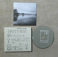 "CD AUDIO DISQUE INT/ SÉBASTIEN SCHULLER ""HAPPINESS"" CD ALBUM 11T HARDBOUND COVER"
