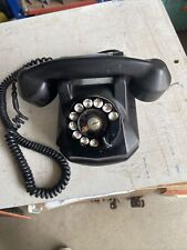 Vintage Automatic Electric Telephone Monophone Antique Dial Phone Rotary
