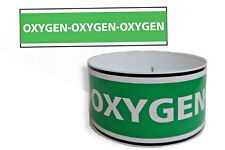 SCUBA Diving Oxygen Gas Cylinder Nintox Printed Decal Sticker Diver Tank