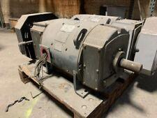 15 Hp General Electric Dc Electric Motor 1200 Rpm Fr 368aty Tefcbb 500 V Eok