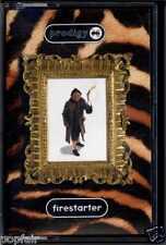 THE PRODIGY - FIRESTARTER / MOLOTOV BITCH 1996 UK CASSINGLE XL RECORDINGS