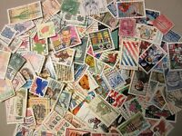 "NICE MIXTURE OF ""ALL DIFFERENT USED USA"" 20 to 29 CENT STAMPS FREE SHIPPING"