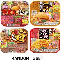 Japanese instant  itsuki Food Nabeyaki Udon Random 3 Set F/S