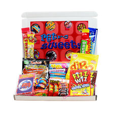 RETRO SWEETS MINI GIFT BOX -SWEETS FROM 70S AND 80S