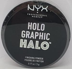NYX Holo Graphic HALO Finishing Powder Magical 5g Sealed