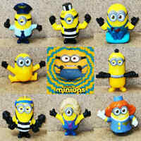 McDonalds Happy Meal Toy UK 2020 Minions Rise Of Gru Figures Toys - Various