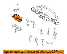 BMW OEM 03-05 Z4-Instrument Panel Dash Gauge Cluster 62109168174