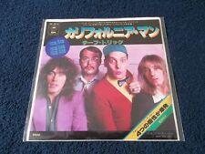 "New & Sealed Japanese CHEAP TRICK - California Man /How Are, Japan 7"" Vinyl 1978"