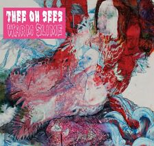 Thee Oh Sees Warm Slime Vinyl LP Record! garage psych punk indie rock ocs NEW!!!