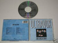 Ultravox / the Collection ( Cdp 3214902) CD Album