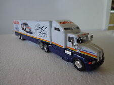 Harry Gant 1:64 Scale Collectors Series Kenworth #7 Gulf Lite Racing