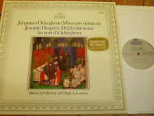 2533 145 Ockeghem / Desprez / Turner / Pro Cantione Antiqua, London