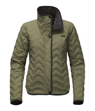 THE NORTH FACE WOMEN'S WESTBOROUGH INSULATED JACKET, GREEN, MEDIUM, NEW