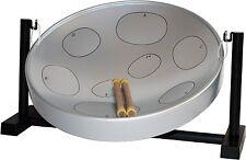 Panyard Jumbie Jam Table Top Steel Drum Kit Silver W1084 New