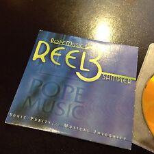 POPE MUSIC REEL 3  SAMPLER, 24 KARAT GOLD CD AUDIOPHILE