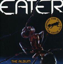 Eater - Album [New CD] Deluxe Edition, Rmst, Reissue