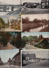 SUSSEX Brighton, Hastings etc. - OLD POSTCARDS - 57 cards - sold singly