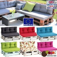 Euro Palette Cushions Pallet Cushions Outdoor Garden Sofa Seat Foam seat Pad