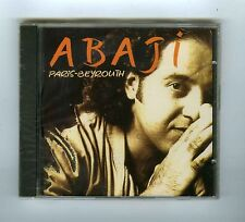 CD (NEW) ABAJI PARIS BEYROUTH