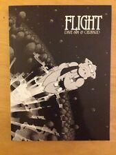 SIGNED - Flight - Dave Sim & Gerhard (1993) Cerebus Book 7 Graphic Novel