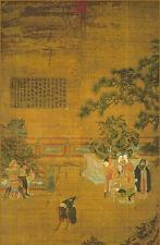 Incorniciato stampa-XII SECOLO FOTO orientali (POSTER CINESE GIAPPONESE ART)