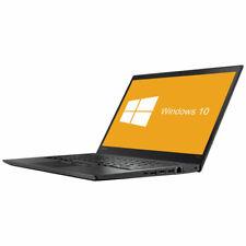 Lenovo THINKPAD T470s PC Portable Intel Core i7-7600U 2x 2,8GHz 24GB RAM 512GB