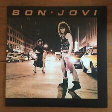 """Bon Jovi -  Bon Jovi  12""""  Vinyl Lp"""