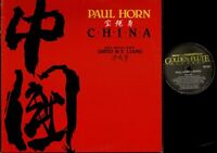 Paul Horn With Special Guest David Mingyue Liang-China-VINYL LP-USED-Canada p...