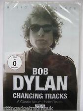 Bob Dylan, Changing Tracks: Music Milestones (DVD, 2010) NEW SEALED PAL Region 0