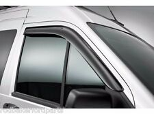 2014 Ford Transit Connect Side Window Deflectors - 4 Piece set, LWB Wagon
