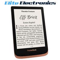 "PocketBook Touch HD 3 eBook Reader 16GB 6"" E Ink Carta HD Spicy Copper"