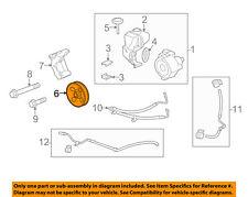 Chevrolet GM OEM 10-12 Camaro Pump Steering Pump-Pulley 12610794