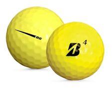 48 Bridgestone E6 2019 Yellow Used Golf Balls Mint AAAAA / Free Shipping