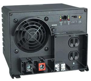 NEW! ~ Tripp-Lite PV1250FC 1250W 12V Industrial Inverter 12DC to 120Vac Solar