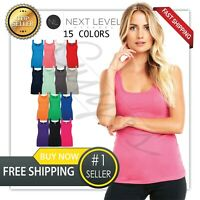 Next Level Women's Spandex Jersey Tank Top 3533