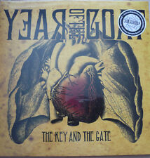 YEAR OF THE GOAT   THE KEY AND THE GATE     GOLD VINYL  LIMITED 100
