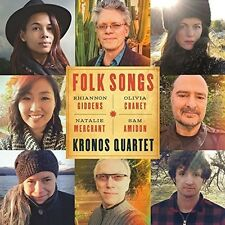 KRONOS QUARTET - FOLK SONGS   CD NEU