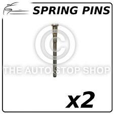Spring Pins - Hinge Pins 13,8 x 82,5 MM Peugeot 1007/107/207/3008 etc 10681 2PK