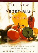 The New Vegetarian Epicure: Menus--with 325 all-new recipes--for family and frie