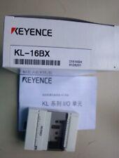 New In Box KEYENCE KL-16BX PLC Module