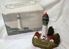 Harbour Lights # 202 Gray'S Harbor Washington Lighthouse with original box 1997
