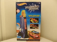New Hot Wheels Fusion Factory Car Maker 887961187960