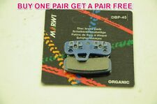 MARWI UNION ORGANIC DISC BRAKE PADS FOR HAYES ACE CALIPERS 1+1 FREE DBP-45