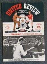 Manchester United vs Ac Milan 1987/1988 Challenge Match Friendly 97/98