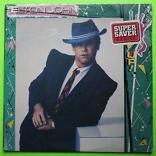 Elton John Sealed Geffen LP 1982